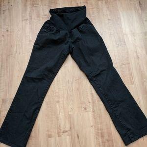 Maternity Black Jeans